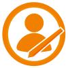 Imatge del badge de perfil del moodle