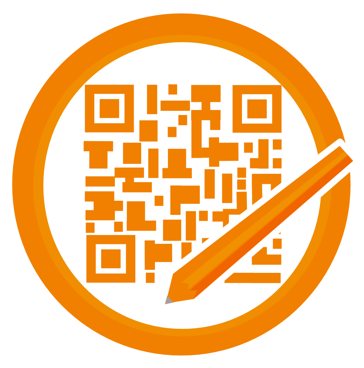 Imatge del badge de creació de QR